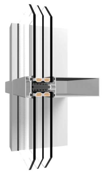 Produktbild Fassaden MB-SR50N / SR50N HI
