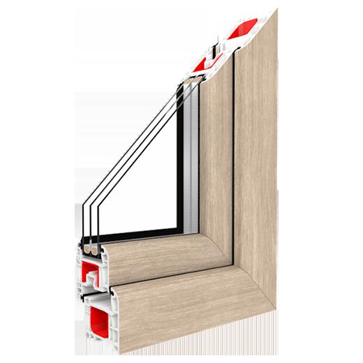 Profil Fenster Iglo Light