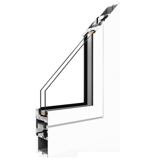 Profil Fenster MB-45