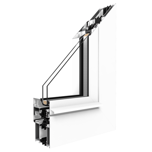 Profil Fenster MB-70