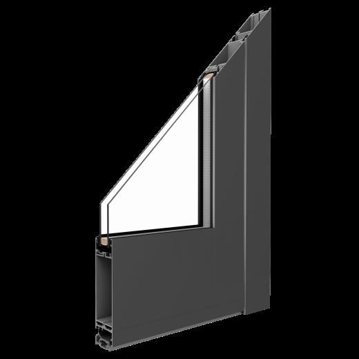 Profil Tür MB-45