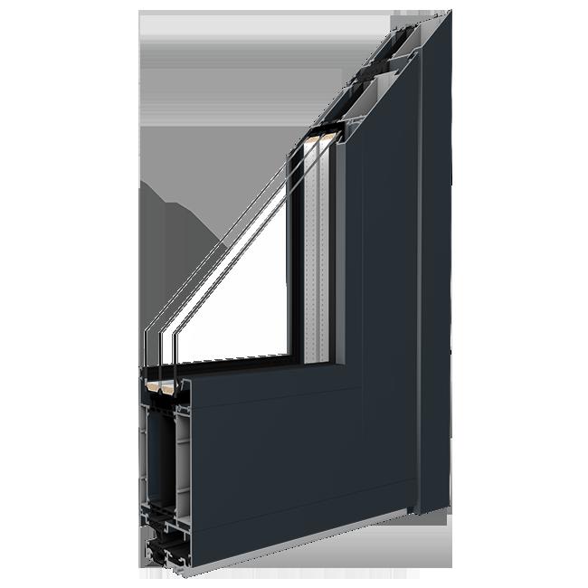 Profil Tür MB-86SI